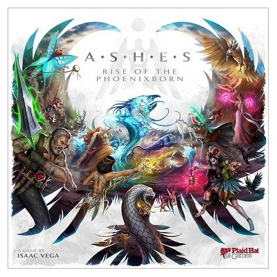 Ashes Rise of the Phoenixborn Board Games