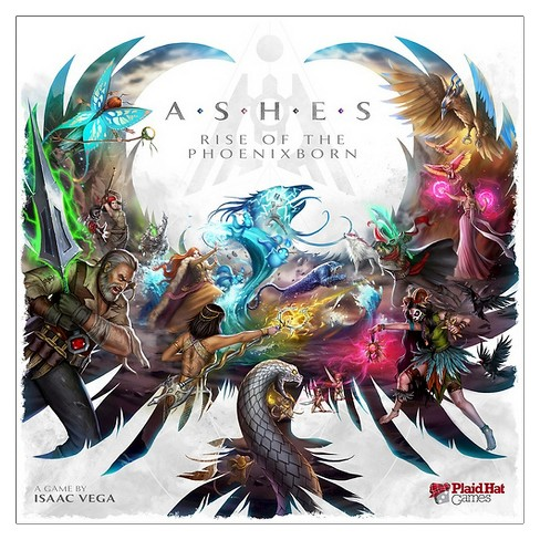 Ashes Rise of the Phoenixborn Board Games - image 1 of 3
