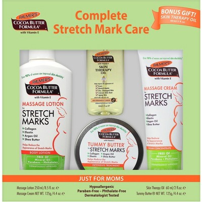 Palmers Stretch Mark Care Kit - 4ct