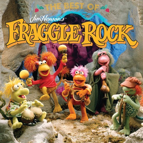 Various - Best Of Jim Henson's Fraggle Rock (Os (Vinyl) - image 1 of 1