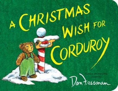 Christmas Wish for Corduroy (Paperback)(B.G. Hennessy)