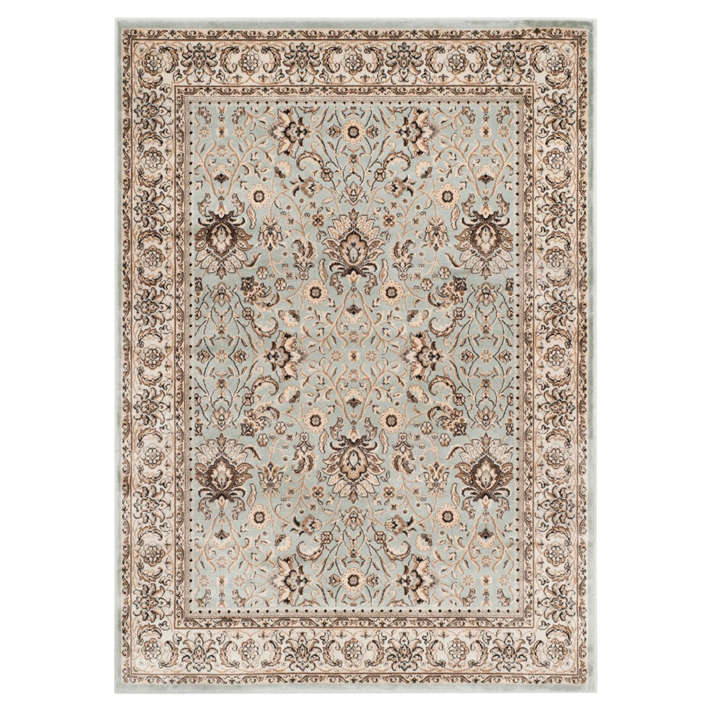 Mithi Accent Rug - Light Blue/Ivory (4'X5'7) - Safavieh
