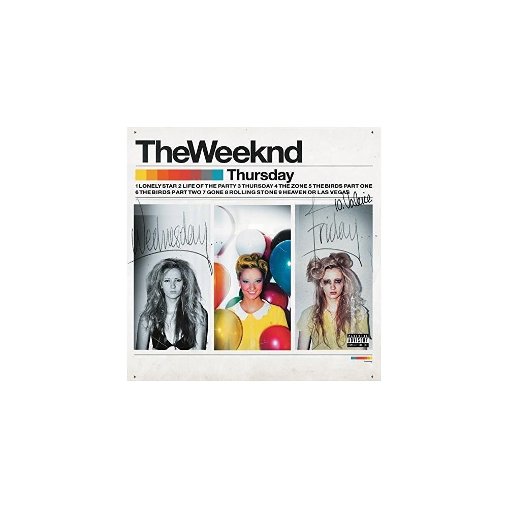 Weeknd - Thursday (CD), Pop Music