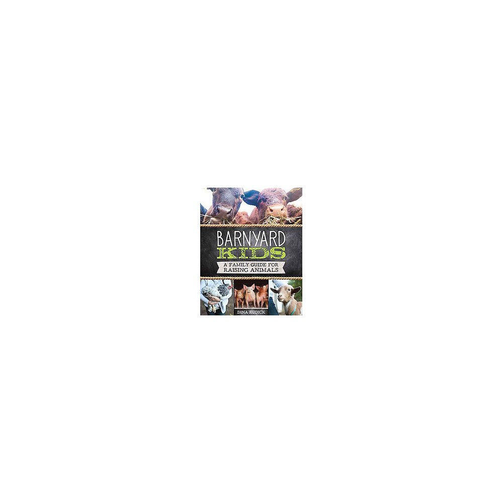 Barnyard Kids (Paperback)