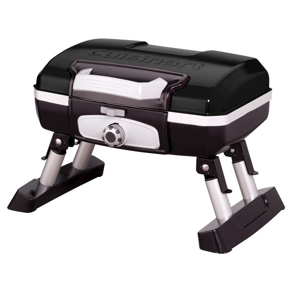 Cuisinart Petite Gourmet Portable Gas Grill – Black 51774800