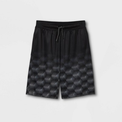 Boys' Geometric Ombre Performance Shorts - All in Motion™