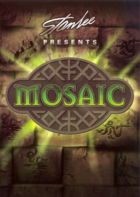 Stan lee presents:Mosaic (DVD) - image 1 of 1