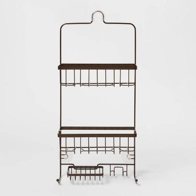 Bathroom Shower Caddy Bronze - Made By Design™