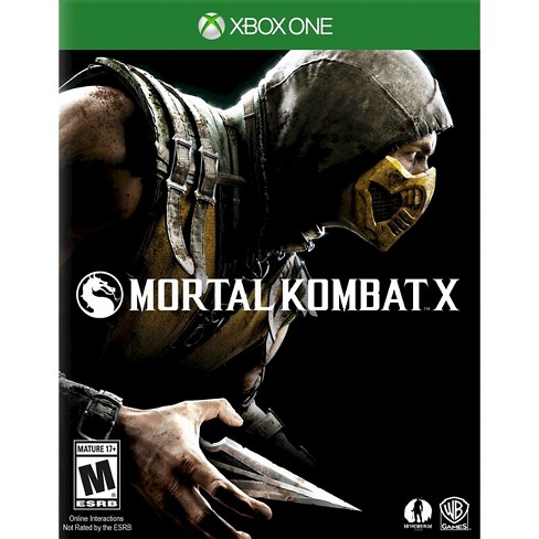 Mortal Kombat X Xbox One - image 1 of 1