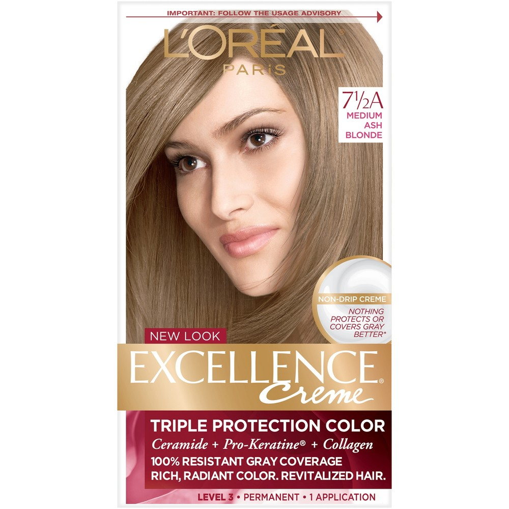 Ash Blonde Hair Color Loreal Hair Color Compare Prices At Nextag