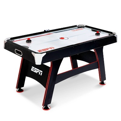 ESPN  Air Powered 5' Hockey Table with LED Electronic Scorer