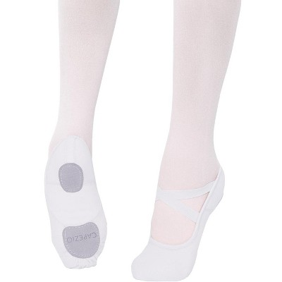 Capezio White Hanami Ballet Shoe