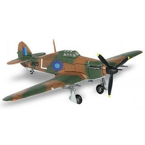 Forces of Valor 1:72 Enthusiast Series Planes U.K. Hurricane [Southeast Asia] - image 1 of 1
