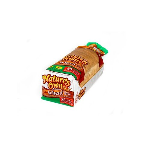 Nature's Own Light Wheat Bread 16-oz