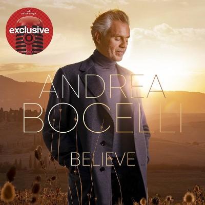 Andrea Bocelli - Believe (Target Exclusive, CD)