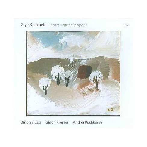 Giya Kancheli - Themes from The Songbook (CD) - image 1 of 1