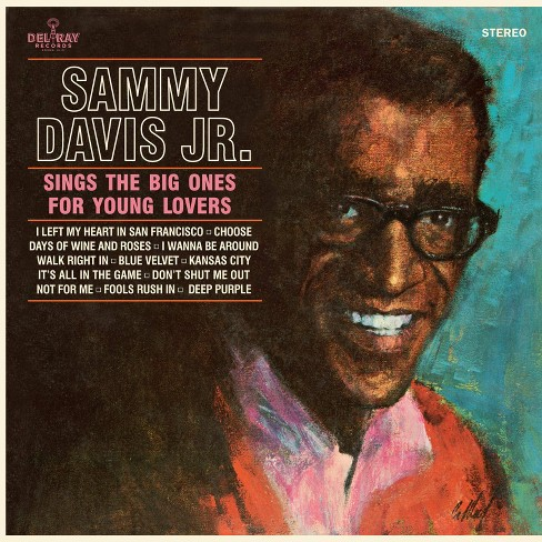 Sammy Jr. Davis - Sings the Big Ones for Young Lovers (Vinyl) - image 1 of 1
