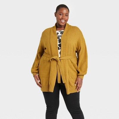Women's Self Tie Shawl Cardigan - Who What Wear™