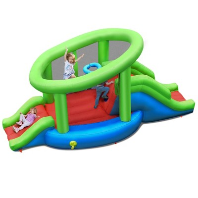 Costway Inflatable Snail Bounce House