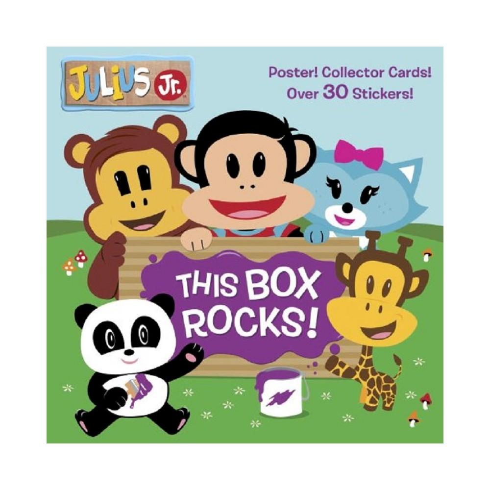 Julius Jr. This Book Rocks ( Julius Jr.) (Collectors) (Mixed media product) by Kristen L. Depken