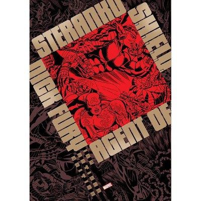 Steranko Nick Fury Agent of S.H.I.E.L.D. Artisan Edition - by  Jim Steranko (Paperback)
