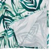 Polyester Tropical Rainforest Tablecloth Green - Saro Lifestyle - image 2 of 4