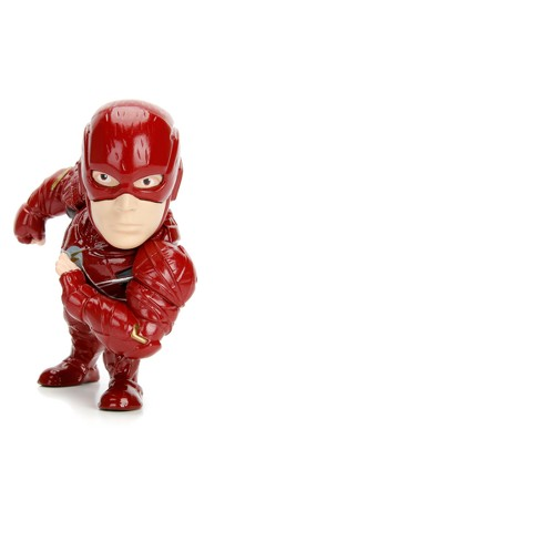 "METALFIGS 4"" Justice League - The Flash Figure - image 1 of 4"