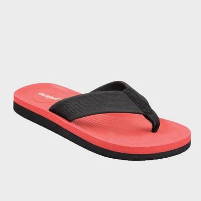 Boys' Espen Slip-On Flip Flop Sandals - Cat & Jack™ Red