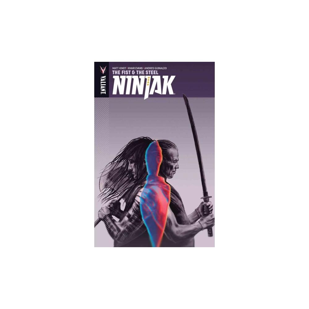 Ninjak 5 : The Fist & the Steel (Paperback) (Matt Kindt)
