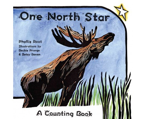 One North Star : A Counting Book (Hardcover) (Phyllis Root) - image 1 of 1