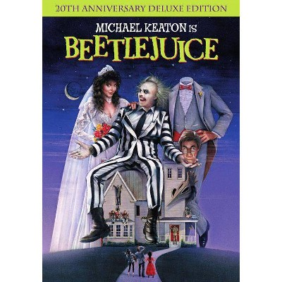 Beetlejuice (20th Anniversary Edition) (Deluxe Edition) (DVD)