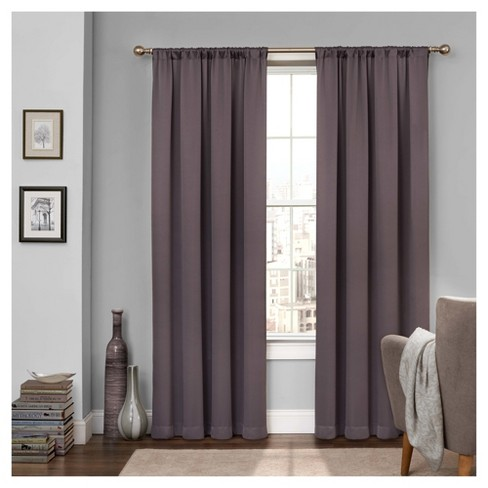 Redecorate In A Snap With Eclipse Tricia Thermapanel Room Darkening Curtains These Beautiful Panels Offer Superior Blend Of Window Fashion Design