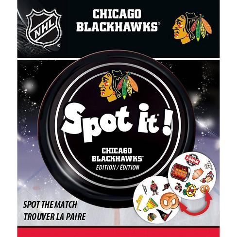 NHL Chicago Blackhawks Spot It Game - image 1 of 3