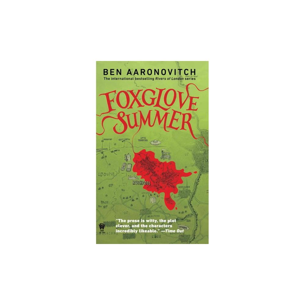 Foxglove Summer (Reprint) (Paperback)