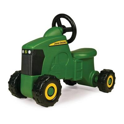 John Deere Sit N Scoot Tractor - Green