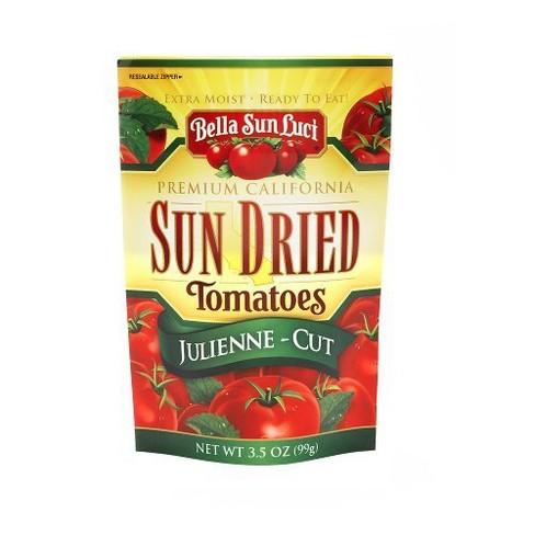 Bella Sun Luci Premium Dried Julienne Cut Tomatoes - 3.5oz - image 1 of 1