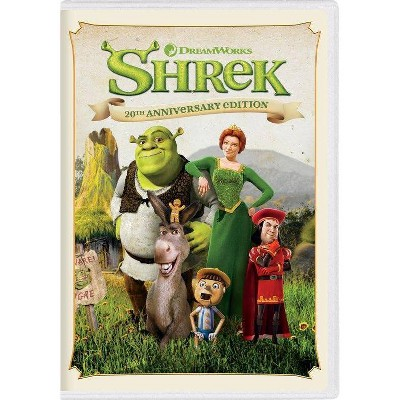 Shrek (DVD)(2021)