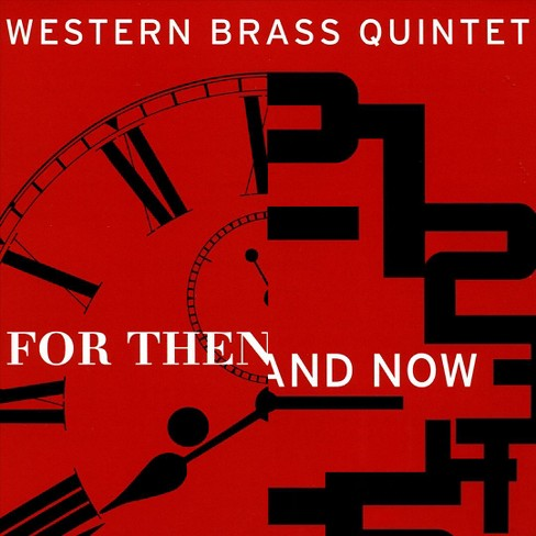 Western brass quinte - For then and now (CD) - image 1 of 1