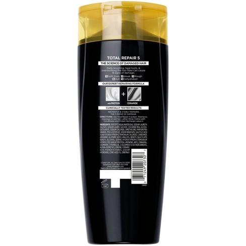 L Oral Paris Elvive Total Repair 5 Repairing Shampoo - 12.6 Fl Oz   Target 1de814c90a