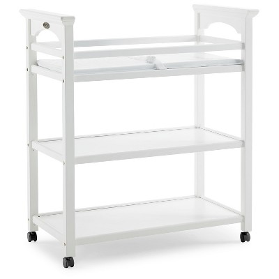 Graco Lauren Changing Table - White