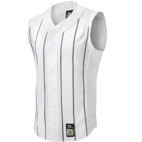 815df543c6 Mizuno Men's Pro Pinstripe Sleeveless Jersey Mens Size Extra Extra ...