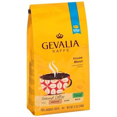 Coffee: Gevalia House Blend