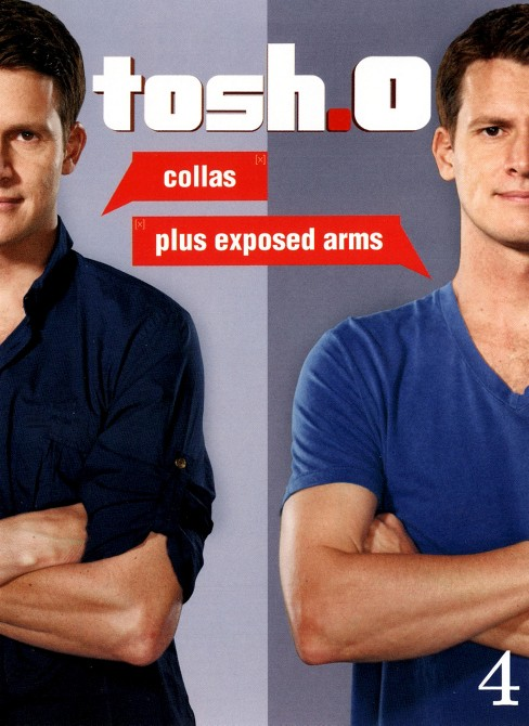 Tosh 0:Collas plus exposed arms (DVD) - image 1 of 1