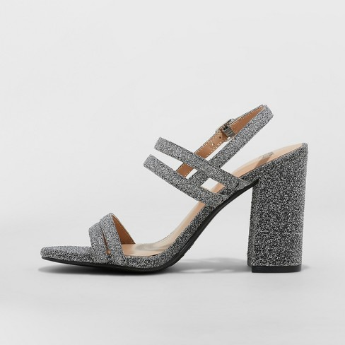ec1ae696e3c Women s Estella Strappy Stiletto Heeled Sandal Pumps - A New Day™   Target