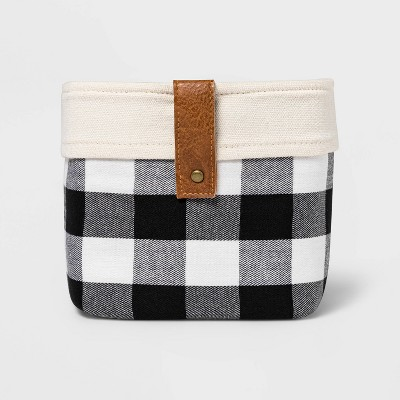 Buffalo Checkered Basket White - Threshold™