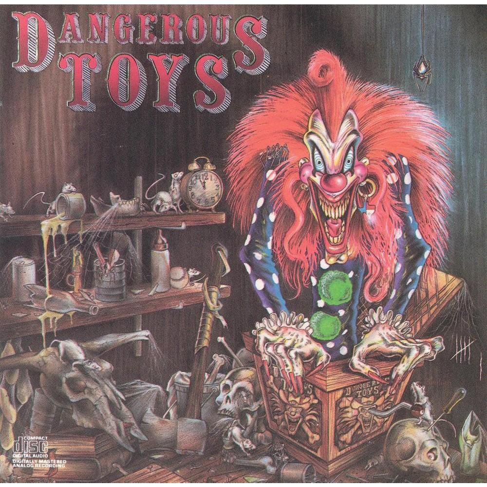 Dangerous toys - Dangerous toys (CD) Dangerous toys - Dangerous toys (CD)