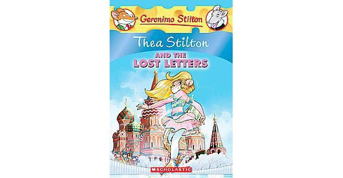 Thea Stilton and the Lost Letters (Paperback) - image 1 of 1