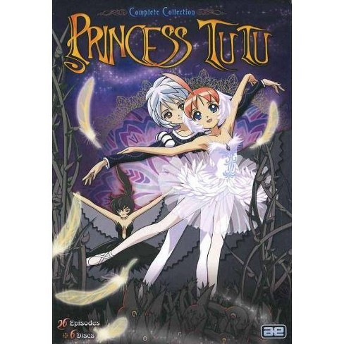 PRINCESS TUTU-COMPLETE COLLECTION (DVD/6 DISC) - image 1 of 1