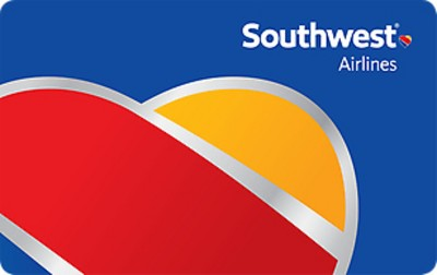 Southwest Airlines $100 (Email Delivery)