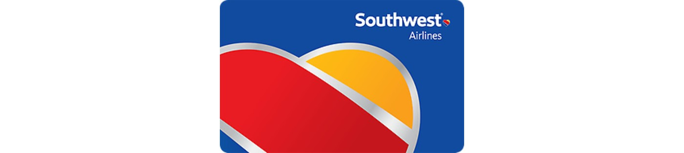 Southwest Airlines Gift Card (Email Delivery) - image 1 of 1